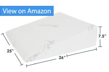 Relax Home Life Bed Wedge Pillow Review