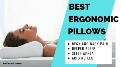Best Ergonomic Pillows Reviews 2019