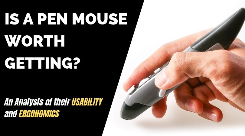 Best Pen Mouse in terms of Usability and Ergonomics Reviewed