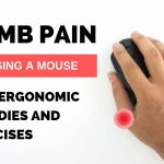 Thumb Pain from Mouse and How to Fix It
