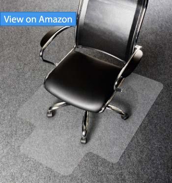 AmazonBasics Polycarbonate Office Carpet Chair Mat Review