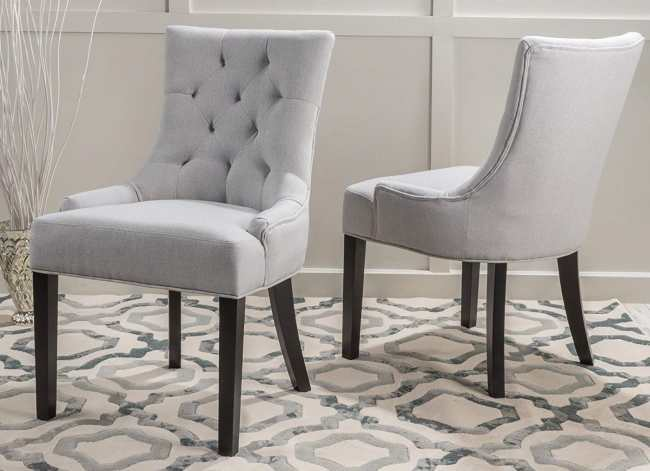 Christopher Knight Fabric Dining Chairs Review