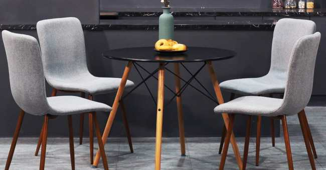 Coavas Kitchen Dining Chairs Review