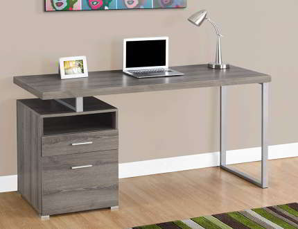 Monarch Specialties 7145 Computer Desk Review