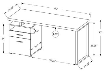 6 Best Computer Desks For Tall People Reviewed Ergonomic Trends