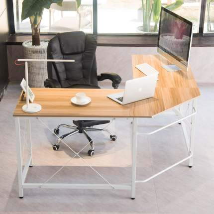 Mr IRONSTONE L-Shaped Desk Review