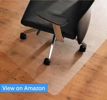 Somolux Rectangular Office Chair Mat Review