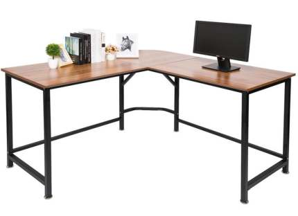 TOPSKY L-Shaped Corner Computer Desk Review