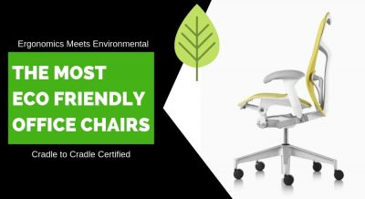 Best Eco Friendly Green Office Chairs