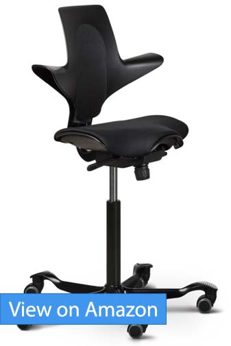 Capisco Saddle Office Chair Review