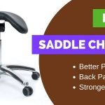 Best Ergonomic Saddle Chairs for Better Posture and Back Pain Relief