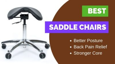 Best Ergonomic Saddle Chairs and Stools