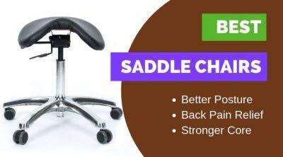 Best Ergonomic Saddle Chairs and Stools