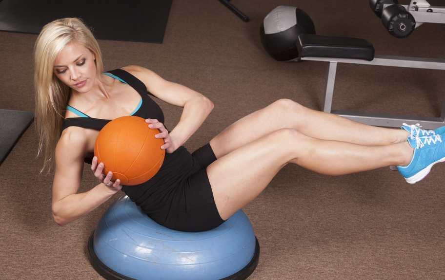 Half Balance Balls Benefits and Reviews