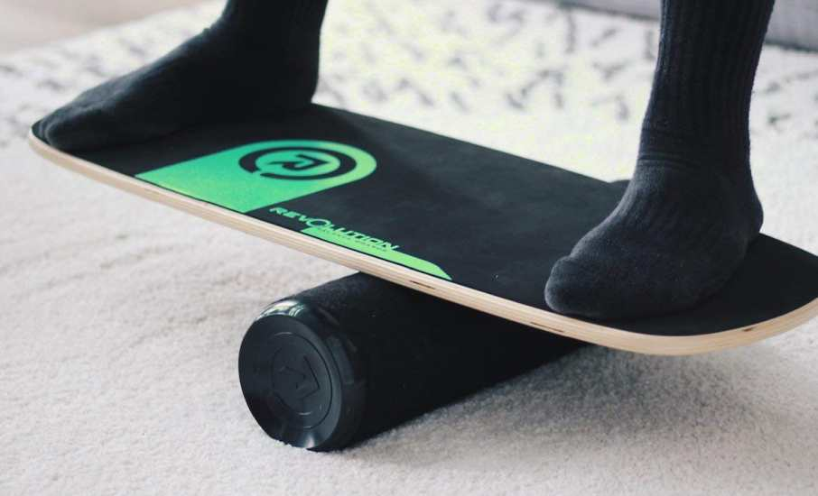 Roller Balance Boards Benefits and Reviews