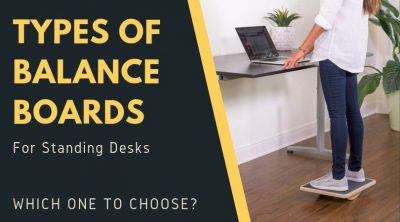 Types of Balance Boards for the Office