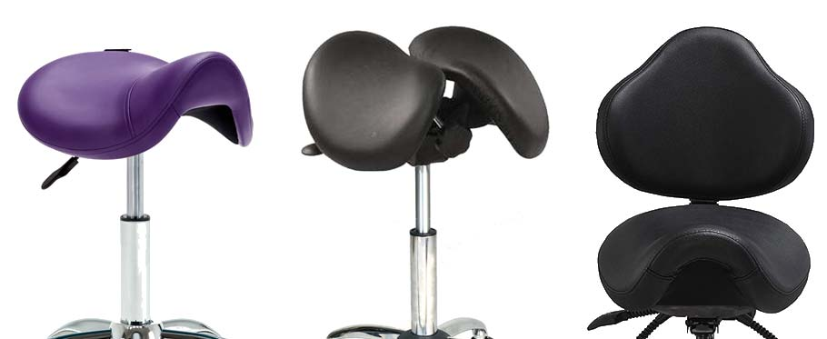 Types of Saddle Chairs