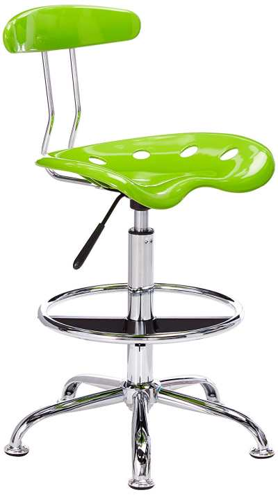 Flash Furniture Tractor Seat Stool Review
