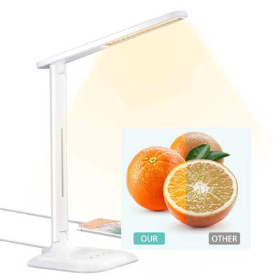 Homtech LED Lamp Review