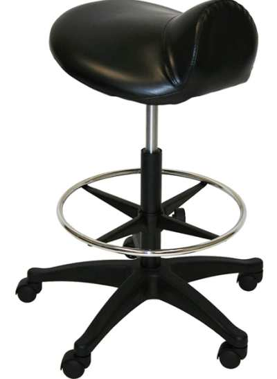 LCL Beauty Air-Lift Saddle Stool Review