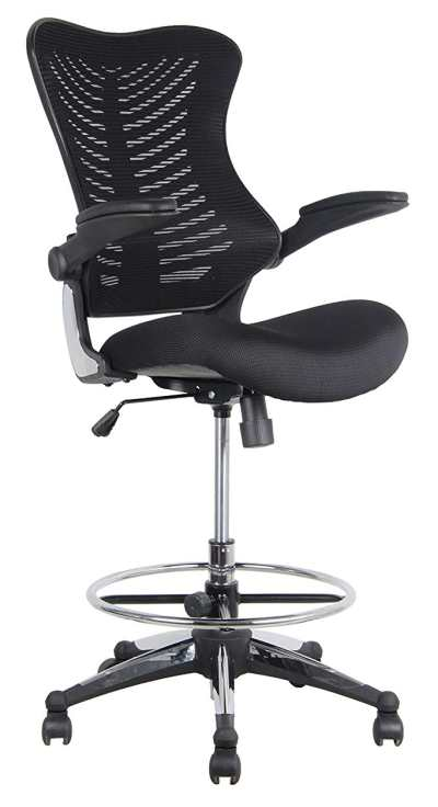 Office Factor Drafting Chair Review
