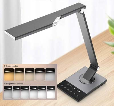 Best Desk Lamps For Your Eyes Minimize Strain And Fatigue Ergonomic Trends