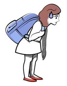 Lighten the Load for Backpack Safety