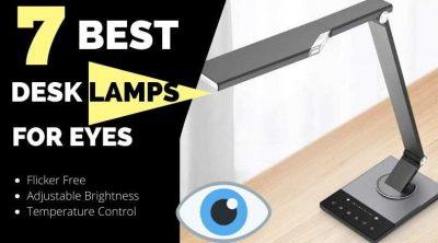 Best Desk Lamps for Eyes