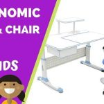 The Best Ergonomic Desk & Chair Sets for Kids [2020 Edition]