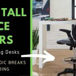 9 Great Tall Office Chairs for Standing Desks Reviewed