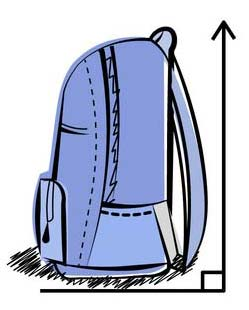 Choose Self-Standing Backpacks