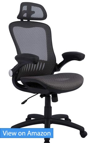 AmazonBasics Mesh Office Chair Review