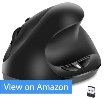 Autley Wireless Ergonomic Mouse Review