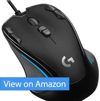 Logitech G300s Gaming Mouse Review