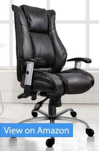 SmugDesk Executive Office Chair Review