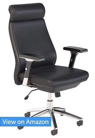 Bush Business Furniture Metropolis High Back Office Chair Review