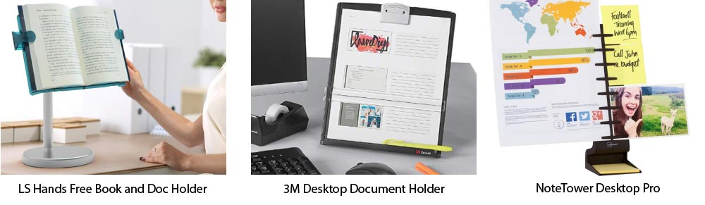 Free-standing Document Holder Reviews