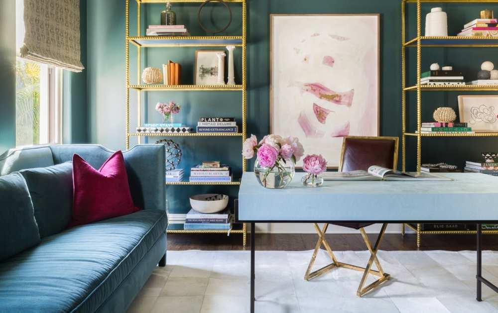 Jewel Tones and Luxury