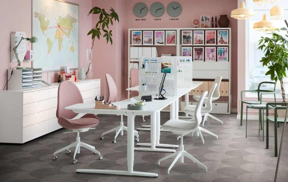 Pink Color Psychology and Relaxation