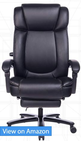 Best Reclining Office Chairs With Footrests Updated For 2021 Ergonomic Trends