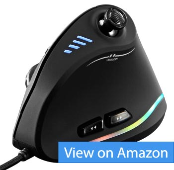 Zelotes C18 Gaming Mouse Review