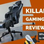 Killabee Gaming Chair Review (What You Need to Know)