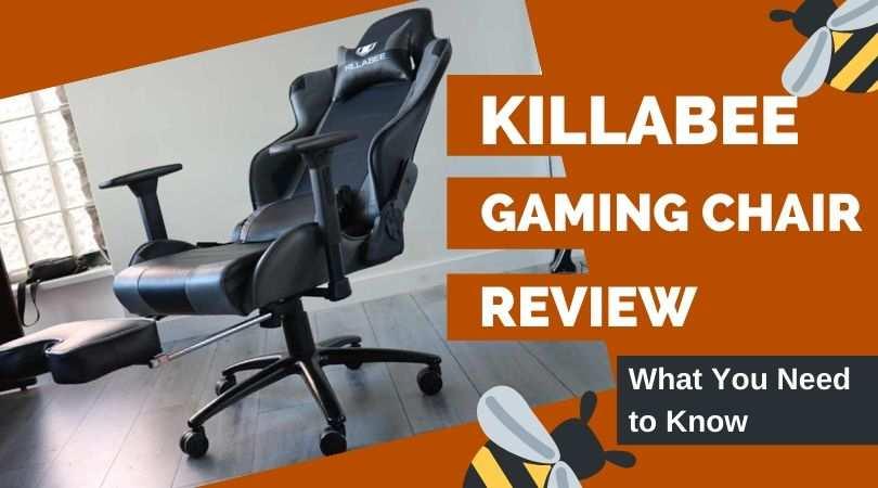 Killabee Gaming Chairs Reviews