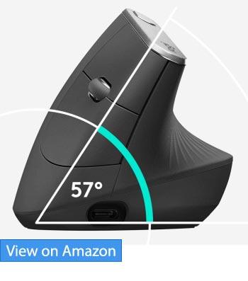 Logitech MX Vertical Wireless Mouse Review