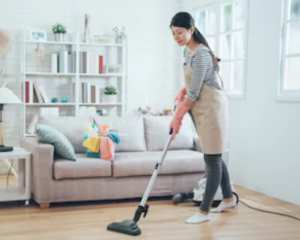 Cleaners and Potential Ergonomic Injuries