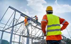 Construction Workers and Potential Ergonomic Injuries