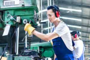 Production Workers and Potential Ergonomic Injuries