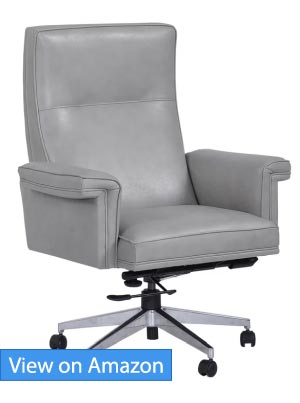 Amarante Genuine Leather Executive Chair Review