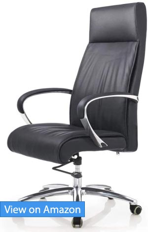 Forbes Genuine Leather Executive Chair Review