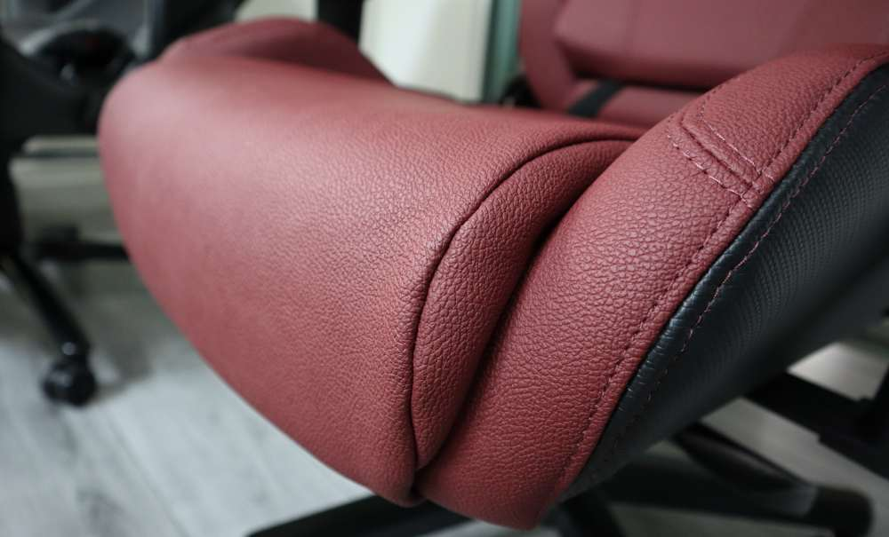 Kaiser Big and Tall Gaming Chair Seat Cushions